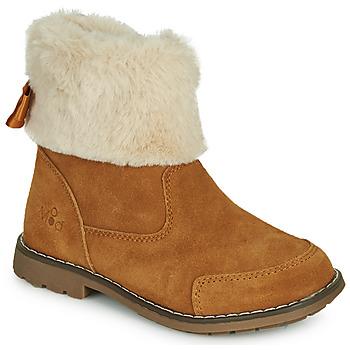 鞋子 女孩 短筒靴 Mod'8 STELIE 棕色