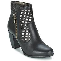 鞋子 女士 短靴 Andrea Conti SAMPI 黑色