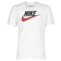 衣服 男士 短袖体恤 Nike 耐克 M NSW TEE ICON FUTURA 白色