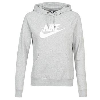 衣服 女士 卫衣 Nike 耐克 W NSW ESSNTL HOODIE PO  HBR 灰色