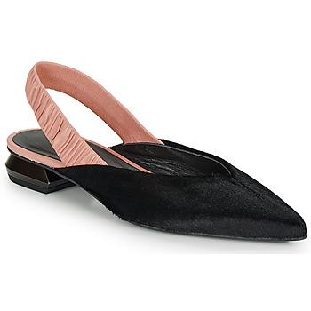 鞋子 女士 平底鞋 Heimstone SWEDES 黑色 / 玫瑰色