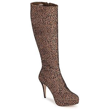 鞋子 女士 都市靴 塞巴斯汀 FLOC-LEO Leopard