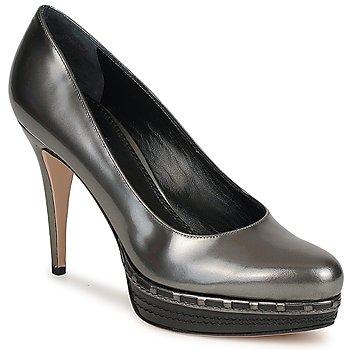 鞋子 女士 高跟鞋 Sebastian Milano TREDACCIAIO 灰色
