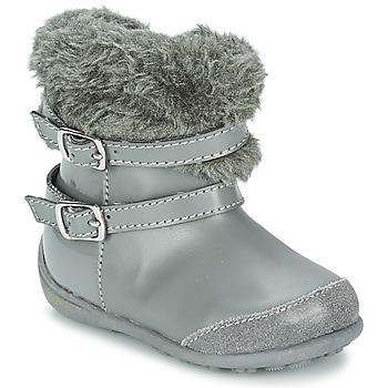 鞋子 女孩 都市靴 Chicco GELDA 灰色
