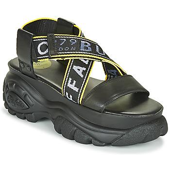 鞋子 女士 凉鞋 Buffalo 1501024 黑色