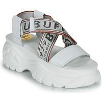 鞋子 女士 凉鞋 Buffalo 1501025 白色