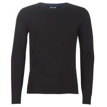 衣服 男士 羊毛衫 Tom Tailor 湯姆裁縫 FLORET 黑色