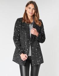 衣服 女士 大衣 Vero Moda VMCOCOLEOPARD 灰色