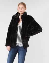 衣服 女士 大衣 Vero Moda VMMINK 黑色