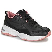 鞋子 女士 球鞋基本款 Puma 彪马 WNS CILIA LUX N 黑色