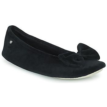 鞋子 女士 拖鞋 Isotoner 95810 黑色