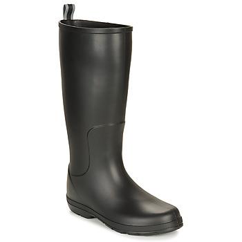 鞋子 男士 雨靴 Isotoner 96523 黑色
