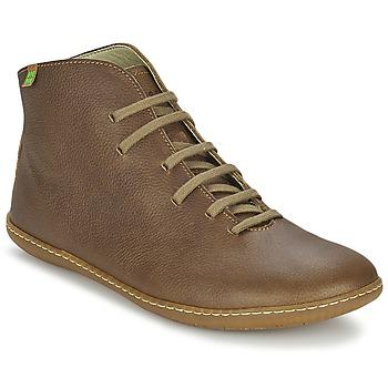 鞋子 短筒靴 El Naturalista EL VIAJERO 棕色