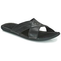 鞋子 男士 休閑涼拖/沙灘鞋 Kickers SPOCK 黑色