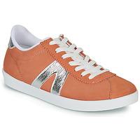 鞋子 女士 球鞋基本款 André SPRINTER 橙色