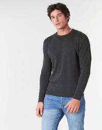 衣服 男士 羊毛衫 Jack & Jones 杰克琼斯 JJEBASIC 灰色