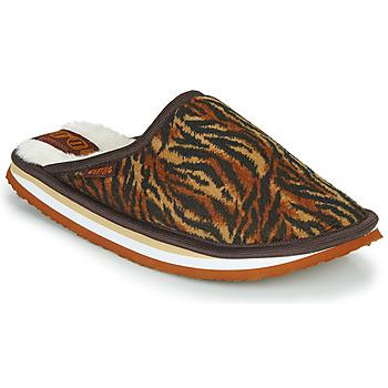 鞋子 女士 拖鞋 Cool shoe HOME WOMEN 棕色 / Leopard