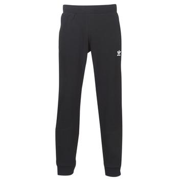衣服 男士 厚裤子 Adidas Originals 阿迪达斯三叶草 TREFOIL PANT 黑色