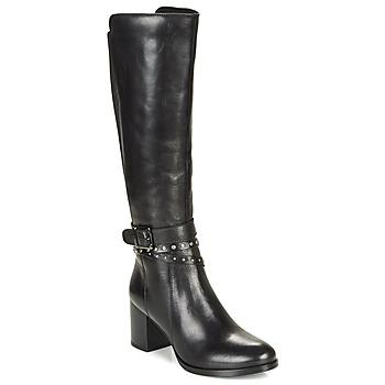 鞋子 女士 都市靴 André NAIGE 黑色