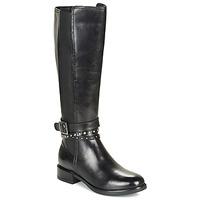 鞋子 女士 都市靴 André NUAGE 黑色