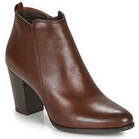 鞋子 女士 短筒靴 André MAGDA 棕色