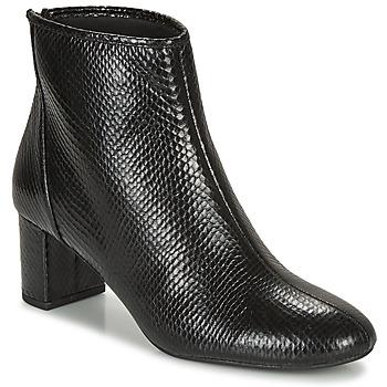 鞋子 女士 短靴 André LEADERS 黑色