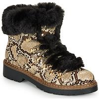鞋子 女士 短靴 André TABULAE 棕色 / 白色