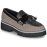 鞋子 女士 德比 André NADIA 黑色