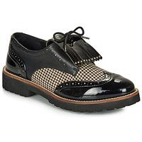 鞋子 女士 德比 André NATTE 黑色