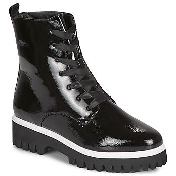 鞋子 女士 短筒靴 André NAIMA 黑色