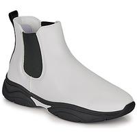 鞋子 女士 短筒靴 André BILLIE 白色