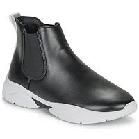鞋子 女士 短筒靴 André BILLIE 黑色