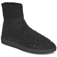 鞋子 女士 高帮鞋 André BAYA 黑色
