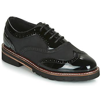 鞋子 女士 德比 André NAHEMA 黑色
