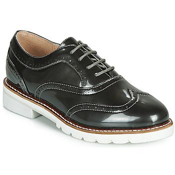 鞋子 女士 德比 André NAHEMA 灰色