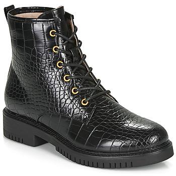 鞋子 女士 短筒靴 André NAJOUA 黑色