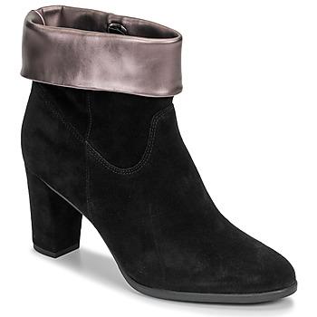 鞋子 女士 短靴 André LILO 黑色