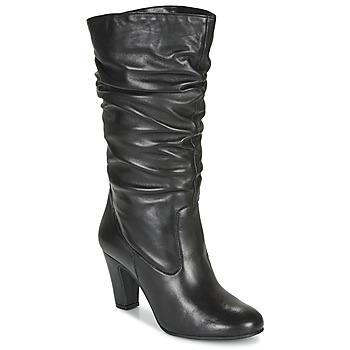 鞋子 女士 短筒靴 André LALALY 黑色