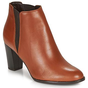 鞋子 女士 短靴 André ELONA 棕色