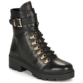 鞋子 女士 短靴 André NENUPHAR 黑色