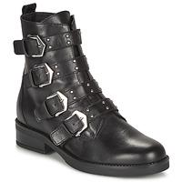 鞋子 女士 短筒靴 André NARCISSE 黑色