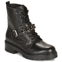 鞋子 女士 短筒靴 André NALA 黑色