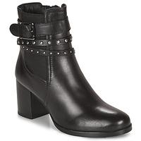 鞋子 女士 短靴 André NOTE 黑色