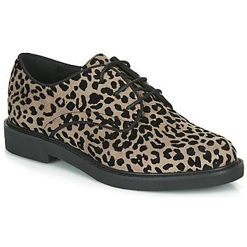 鞋子 女士 德比 André NEVIS 灰色