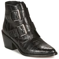 鞋子 女士 短靴 André NAPOLITA 黑色