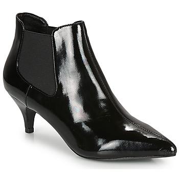 鞋子 女士 短靴 André LUCIANA 黑色