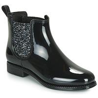 鞋子 女士 短筒靴 André BULLE 黑色