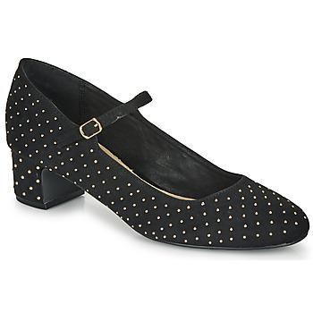 鞋子 女士 平底鞋 André LERNER 黑色