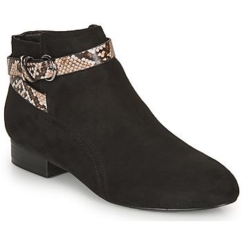 鞋子 女士 短靴 André EVANE 黑色