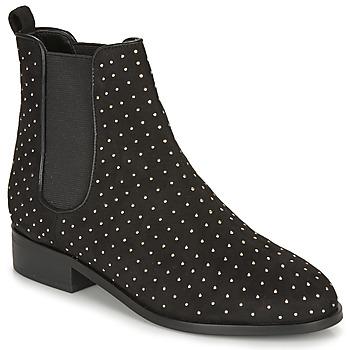 鞋子 女士 短筒靴 André LOULLA 黑色